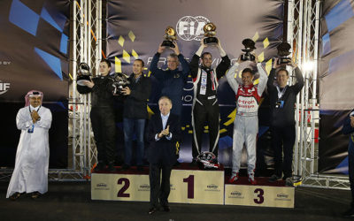 FIA Prize Giving Challenge